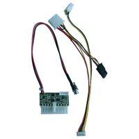 Livraison gratuite 75W Mini-ITX Pico Industrial HL75D-1200 large entrée DC-ATX Alimentation pour Mini-ITX Embedded PC industriel, voiture bateau PC PSU
