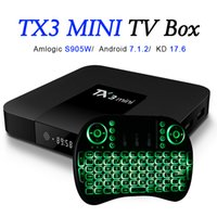 TX3 Mini Tv Box Android 7. 1. 2 Amlogic S905W 1GB 8GB 17. 6 Med...