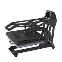جديد شاشة LCD تعمل باللمس 40 * 50CM الحرارة الصحافة آلة التسامي تي شيرت الصحافة آلة الطباعة