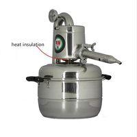 Destilador de óleo essencial, máquina de destilação de óleo essencial, equipamento de destilação de óleo essencial