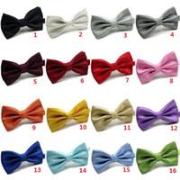 Solide mode bowties marié hommes coloré plaid cravat gravata mâle mariage papillon mariage cravates affaires noeud papillon