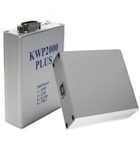 10PCS KWP2000 Plus ECU intermitente para BMW KWP2000 + Plus para Benz Herramientas de diagnóstico automotriz sintonizador Tuning OBD KWP2000 + herramienta de programación