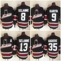 Wholesale paul kariya jersey for sale - Vintage Anaheim Mighty Ducks Hockey  Jerseys Teemu Selanne Paul 46d222324