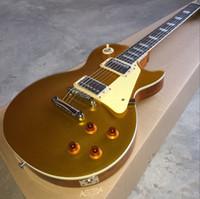 الذهبي ليرة لبنانية R9 الغيتار الكهربائي لوحة الماهوغوني الماهوغوني لوح الجانب الخلفي