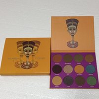 Cleopatra 12 Color Eyeshadow Pans 12 Colors Yellow Pan Eyesh...