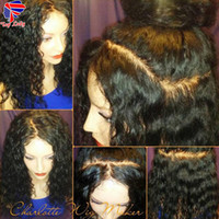Ünlü stil gevşek kıvırcık simülasyon İnsan saç peruk kısa kıvırcık peruk isıya dayanıklı Sentetik Dantel Ön Bob Peruk Siyah Kadınlar Için
