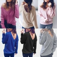 New Sweaters Autumn Winter Cashmere Sweater For Women Fashio...