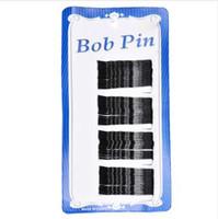 60 قطع 1 مجموعة مقاطع الشعر المتموج للنساء بوبي دبوس