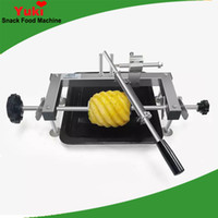 Manual Pineapple peeling machine stainless steel commercial ...