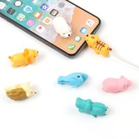 Cable Bite Charger Cable Protector Savor Cover for iPhone Li...