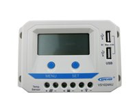 EPEVER PWM Solar Charge Controller VS- AU Series 12V 24V Auto...