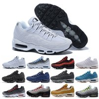 Womens Sneakers Shoes Classic 95 Running Shoes Black Red Whi...