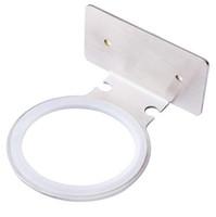 304 нержавеющая сталь фен держатель круглый практичный самоклеющиеся аксессуары для ванной комнаты набор матовый отделка 1 шт.