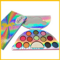 2017 faced Eyeshadow Sunset Lila palette 13 Color Eyeshadow ...