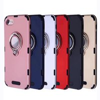 Metal Magnetic Car Holder Case For IPhone X 8 8P 7 7P 6 6P L...