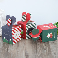 Creative Christmas Apple Box Christmas Eve Apple Gift box Ca...