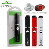 New Airis N1 Ultimate Ocell Dual Quartz Coils Heating Techno...