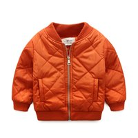 Spring Boys Coat Bomber Jacket for Baby Kids Windbreaker Win...