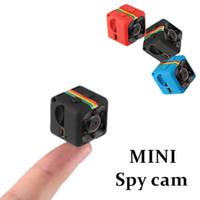 SQ11 HD 1080 P Mini Kamera Gece Görüş Mini Kamera Spor Açık DV Ses Video Kaydedici Eylem Kamera mini cpy kamera sq 11