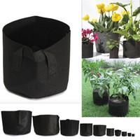 garten container, großhandel non woven grow bag pflanzen fabric töpfe pflanze beutel, Design ideen