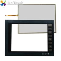 NEU PWS6A00T-P PWS6A00T-N PWS6A00F-P PWS6A00T-PE HMI-SPS TouchScreen UND Front-Etikett Film Touchscreen und Frontlabel