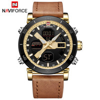 DHL NAVIFORCE Men Watch Digital Sport Mens Watches Top Brand...