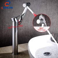 SOGNARE Tall Basin Mixer Water Bathroom Tap Sink Faucet Bath...