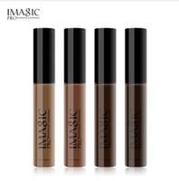 IMAGIC 4 colori di lunga durata impermeabile sopracciglio crema mascara eye brow shadow strumenti di bellezza trucco sopracciglio gel enhancer sopracciglio