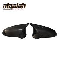 F80 м3 углеродного волокна зеркало заднего вида охватывает боковые крышки зеркала крыла, пригодный для BMW F80 м3 2014-2016