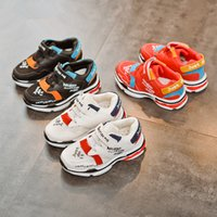 Kids Shoes Newest Autumn Fashion Basketball Shoes Children S...
