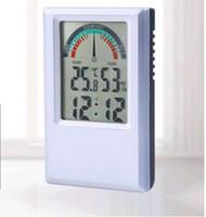 Nuovo termometro per uso domestico con termometro a arcobaleno con indicazione temporale del grado di comfort termometro colore casuale.