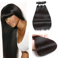 BellQueen Brazilian Hair Straight Hair Products 8A Indian Ma...