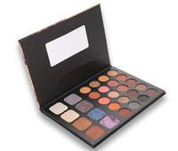 HB ماكياج العلامة التجارية Beauty Palette 28 ألوان لوحة 24 لون عينيه 4 اللون highlighter dhl الشحن هدية