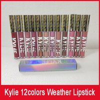 Retail Kylie weather collection 12colors lip gloss Kylie Wea...