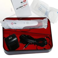 MYM Auto Electric Derma Pen Stamp Micro Needle Therapy Derma...