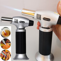 Hot 1300C Butane Scorch Torch Jet Flame Lighters Chef Cookin...