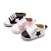 Yeni Bebek İlk yürüteç Ayakkabı yumuşak soled Yenidoğan Ayakkabı Rahat Kızlar Bebek Sneakers Çocuk Toddler Ayakkabı