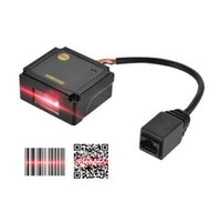 Lecteur de lecteur de codes à barres 2D intégré 1D Module de récepteur de codes à barres Module de moteur de scanner de codes à barres CCD avec interface USB2.0