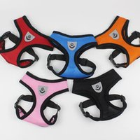 Cute Small Nylon Dog Harness Cat Harness set Chihuahua Bicho...