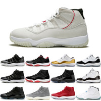 11 11s Platinum Tint Men Basketball Shoes Designer Cap and G...