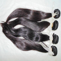 Absolute Lovely virgin Peruvian Silky Straight Weave 4 bundl...