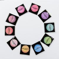 مذكرة ذاتية اللصق مذكرة طالب القرطاسية Kawaii معكرون الحلوى ملاحظات لاصقة المرجعية متعدد الألوان 0 55qha C R