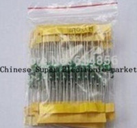 1 / 4W 0307 1uH a 1MH Inductor, 22valuesX10pcs = 220pcs Inductor Kit surtido