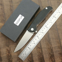 هايت 95 الجيب الطي سكين d2 بليد g10 مقبض التخييم edc أداة الصيد بقاء الدفاع الذاتي سكين مطبخ سكاكين الفاكهة العملية