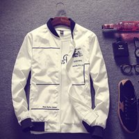 Мужчины тонкий белый куртка мужская досуг кожаная куртка байкер куртки мотоцикл пальто Slim Fit верхняя одежда топы легкие куртки