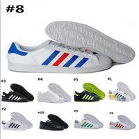 reputable site a1b50 d5f48 sneakers Muchos colores 2018 Barato al por mayor blanco holograma  Iridescent Junior zapatos mujeres hombres zapatos