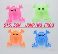 Baby Toys Gifts Small Toys Bouncing Frogs 5 * 5. 5cm around t...