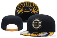 2018 New Gorras Bruins B carta Gorras de béisbol Hip Hop para mujer swag moda Snapback sombreros
