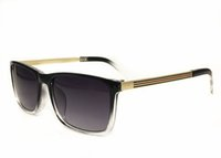 Óculos de sol unisex quadrado do vintage óculos de sol famosa marca sunglases polarizada óculos de sol retro feminino para mulheres homens