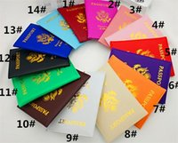 American Passport cases Wallets Card Holders Cover Case ID H...